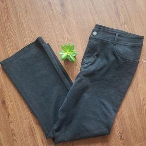 Faded Glory gray boot leg pants.  Size 18